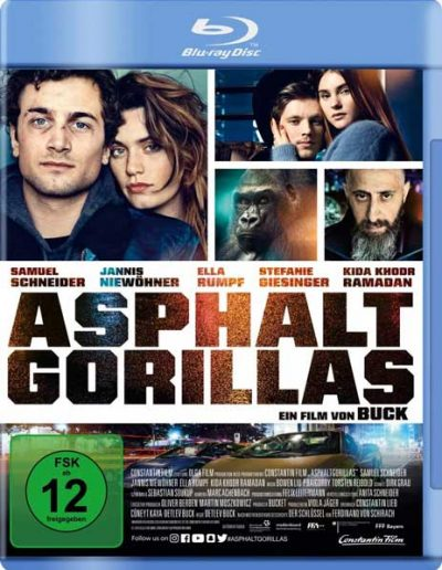 Asphalt-Gorillas